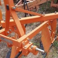 2 row Plough