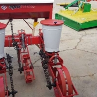 Bell Agromaster 2 row planter