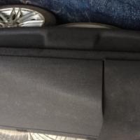 Toyota Yaris Hatch Backboard