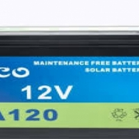 120AH 12V ECCO BATTERY