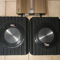 Star sound and pro audiobank car sound system