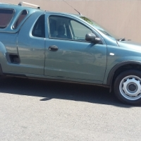 R74 999 - Opel Corsa Utility 1.4i Club with canopy for sale