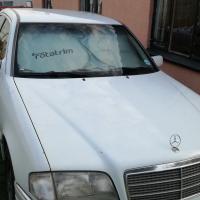 MercedesC280ElegancetoSwopforDoublecab