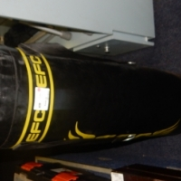 EFC Punching Bag