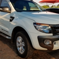 2015 Ford Ranger 3.2 TDCI wildtrack auto,only 30000 kms