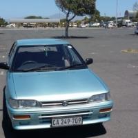 1.3 Toyota tazz 1999