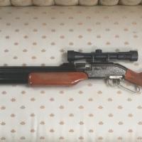 Sumatra Air Rifle PCP Airgun 5.5 / .22 Air Pellet Gun