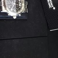 Mont Blanc Watch & Pen Set