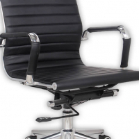 Buy Eames Medium Back Office Chair Online | from Office Stock