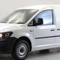 VW Caddy 1.6 Petrol Panel Van