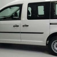 VW Caddy Crew Bus 1.6 Petrol