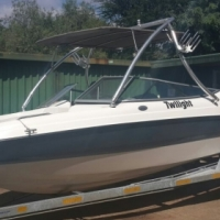 FOR SALE: Avalanche 200 inboard 4.3L V6