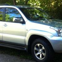 2005 Toyota Prado SUV URGENT SALE