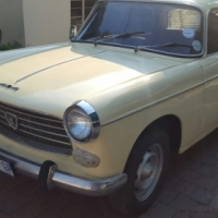 1976 Peugeot 404 - On the road - VERY CHEAP!