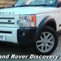 2007 Land Rover Discovry 3 2.7 TDV6 SE 4x4 A/T