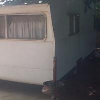 caravan for sale as is