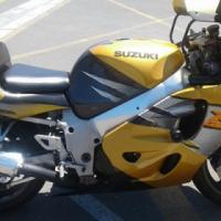 Suzuki srad 600. Year model 1999