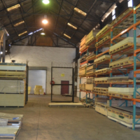 Off Beach Road Woodstock Large Warehouse w/Cargo Doors+RSD Double Volume 633m²