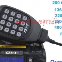 QYT 7900D Quad-Band (Color-Display) Mobile Radio