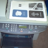 HP Laser Printer Black & White