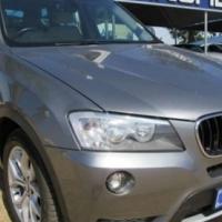 BMW X3 xDRIVE20d EXCLUSIVE A/T (F25)