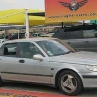 Saab 9-5 griffin