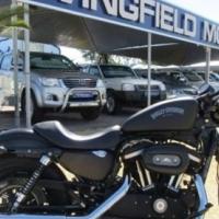 Harley Davidson Sportster XL883 N IRON