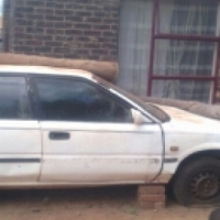 Toyota Corolla 1.6 curb with leather seats