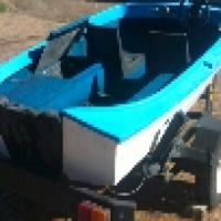 Fishingboat for Sale R3500.00