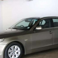 BMW 5 Series Sedan 525i Steptronic