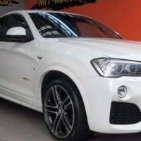 BMW X series SUV xDrive20d M Sport