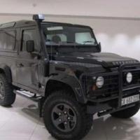 Land Rover Defender 90 TD station wagon S