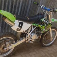 Kawasaki 85cc 2 strok 2007