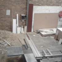 Kitchen manufacture industrial park Pretoria West