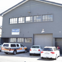 Carlisle Street Paarden Eiland Warehouse 850m²