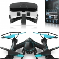 Drone with camera and VR Headset BRAND NEW