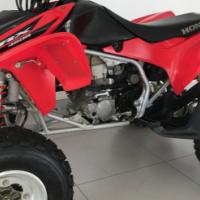 LIKE NEW HONDA TRX 450R
