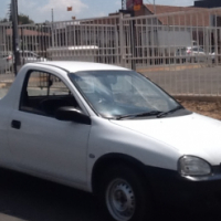 Opel Corsa Utility 1.7 Diesel with 143500km