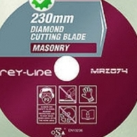 GREY-LINE DIAMOND CUTTING DISC PART NO MRZ074....+27 41 818 1289