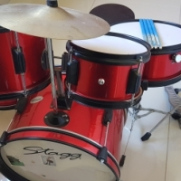 Drum kit complete for kids