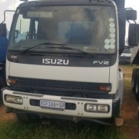 Isuzu FV2 Tipper for sale
