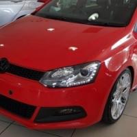2013 VW Polo 1.4Tsi GTI DSG