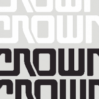 Set off 5 CROWN vinyl decals stickers graphics