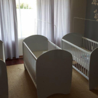 4 Baby Cots