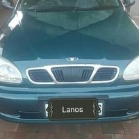 1998 Daewoo Lanos 1.6