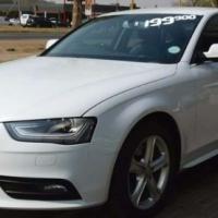 Audi A4 2.0 TDI SE Multitronic