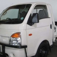 Hyundai H-100 Bakkie 2.6D Chassis Cab