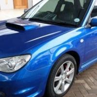 Subaru Impreza 2.5 Wrx Wagon Prodrive Edition