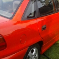 Opel Astra 1996 Automatic