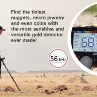 Makro Racer Gold Metal Detector